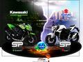 Sp Moto : vente de Kawasaki neuves ou d'occasion dans l'Eure - accessoires moto