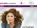 Esthème : spécialiste du pull cachemire et vente en ligne de vêtements et d'accessoires en cachemire