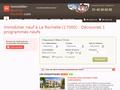 Immobilier Neuf La Rochelle : informations et propositions de programmes neufs à La Rochelle