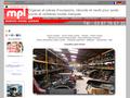 Montoy Poids Lourds : casse camion et poids lourds spécialisée dans la pièce détachée d'occasion