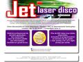 Jet Laser : Dj professionnel à Nantes pour l'animation de vos évènements, repas et soirée dansante