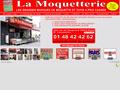 La Moquetterie : grandes marques de moquettes et tapis à prix cassés dans notre magasin à Paris
