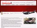Bourhim Car : agence de location de voitures à Marrakech au Maroc - voitures, 4x4 et minibus