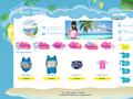 Petite Source : maillot de bain, bouée et vêtements anti UV pour bébé nageur