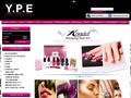Y.P.E : maquillage et accessoires au meilleur prix