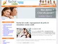 Rachat Crédits : consolidation de crédit, regroupement de prêt et restructuration financière