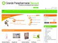 Grande Parapharmacie Discount : pharmacie pas cher en ligne pour des produits de beauté et bien-être