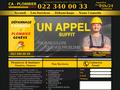 CA Plombier Genève : nos plombiers se chargeront de toute votre plomberie sur tout le canton de Genève