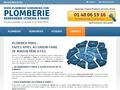 Plomberie Serrurerie : équipe d'artisans qualifiés pour dégorgement à Paris - Martin Père & Fils