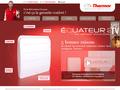 Thermor : fabricant de programmateur pour chauffage electrique