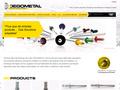 Degometal : fabrication de rivets et d'écrous pour utilisation industrielle