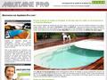 Sol Minéral : services professionnels pour votre confort coté jardin en Gironde - piscines coques