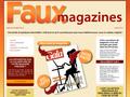 Faux magazines : une couverture de magazine personnalisée, un cadeau original