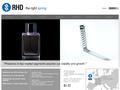 RHD : fabricant de ressorts industriels de traction, de compression, de torsion et ressorts plats