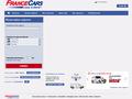 France Cars : location voiture et d'utilitaires pour les particuliers et les professionnels