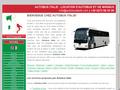 Autobus Italie : voyager dans toute l'Ialie en louant un bus
