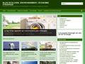 Blog Environnement : site spécialisé dans le domaine de l'écologie et du développement durable