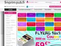 Imprim Pub : imprimerie en ligne pour l'impression de vos produits marketing