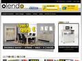 Olendo : trouvez salons, salles à manger, chaises, chambres et literie chez le spécialiste du meubles discount