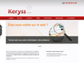 Keryss Web : agence sp�cialis�e dans la cr�ation de sites internet - webmarketing