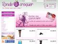 Ronde à Croquer : vêtements, lingerie et accessoires jeunes et tendance pour les femmes de grandes tailles