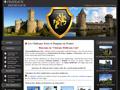 Chateaux Médiévaux : patrimoine médiéval en France - venez découvrir ces forteresses du passé