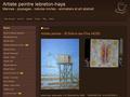 Lebreton-Hays : artiste peintre à St Brévin-les-Pins - tableaux abstraits et figuratifs