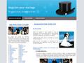 Magicien Mariage : magicien pour animer mariage et anniversaire