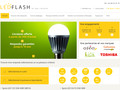 Led Flash : vente d'ampoules, lampes, spots et accessoires LED