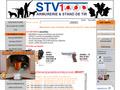 STV1000 : vente en ligne d'articles airsoft ou softair, chasse, tir, défense ou loisir - armurerie