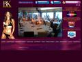 Beach Klubber : club restaurant discoth�que install� � Nice pr�s de Cannes