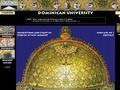 Domuni : informations sur les cours de théologie à distance - licence de théologie