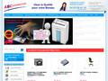Abc Distribution : papeterie spécialisée dans la fournitures de bureau ergonomiques