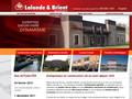 Lalonde & Brient : constructions commerciales et les locaux commerciaux ou indusriels à louer