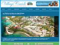 Village Créole : résidence de vacances à la Pointe du Bout, aux Trois-îlets en Martinique