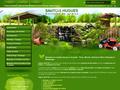 Jardins Carport Sautois : entretien et cr�ation de parcs et jardin dans le Hainaut belge