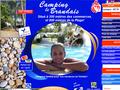 Vagues Oceanes : camping à Brem sur Mer en Vendée sur les bord de l'océan et bien équipé