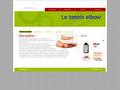 Tennis Elbow : description et traitements d'une pathologie qui arrive aux joueurs de tennis