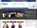 Master ESCA : Business Manager Bac + 4 en formation continu ou en part time au Maroc