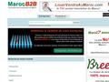 Maroc B2B : annuaire des entreprises et professionnels les plus renomm�s au Maroc