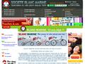 Blanc Marine : spécialiste du vélo ou VTT pliant dont la taille réduite permet le transport et le rangement
