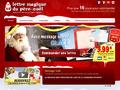 Lettre Magique du Père Noël : recevoir une lettre du Père Noël