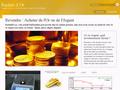 Rachat D'Or : renseignements utiles pour l'achat ou la revente d'argent et d'or par les particuliers