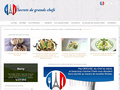 Secrets De Grands Chefs : recettes film�es des plus grands chefs fran�ais