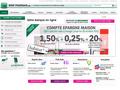 BNP Paribas : banque en ligne avec tous les services que l'on peut avoir dans une agence classique