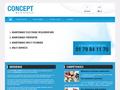 Concept Maintenance : maintenance multitechnique spécialisé en électricité et courant faible sur Lyon
