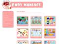 Baby Maniacs : jeux de b�b� gratuit en ligne