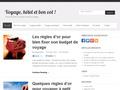 Voyage et Hôtel : articles sur le tourisme et l'actualité des hôtels