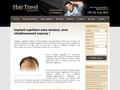 Hair Travel : spécialistes du domaine de l'implantation capillaire capillaire indolore à Budapest en Hongrie