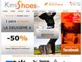 Kimishoes : les baskets de sport à la mode à prix doux - Nike, Adidas, Rebook et Asics